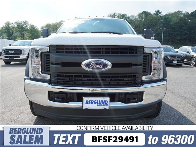2019 F-550 Regular Cab DRW 4x4,  Cab Chassis #SF29491 - photo 11