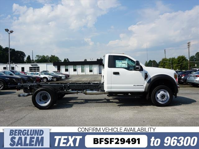 2019 F-550 Regular Cab DRW 4x4,  Cab Chassis #SF29491 - photo 3