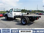 2019 F-550 Regular Cab DRW 4x4,  Cab Chassis #SF29491 - photo 5