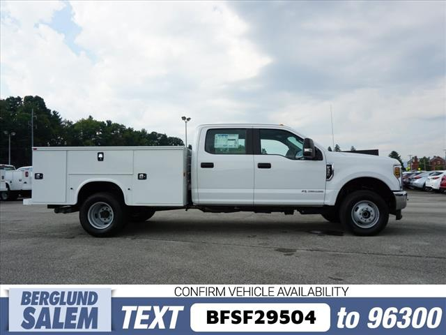 2018 F-350 Crew Cab DRW 4x4,  Service Body #SF29504 - photo 3