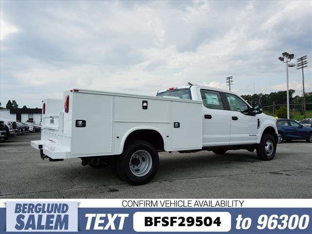 2018 F-350 Crew Cab DRW 4x4,  Service Body #SF29504 - photo 2