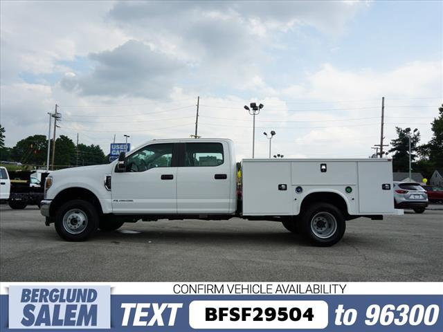 2018 F-350 Crew Cab DRW 4x4,  Service Body #SF29504 - photo 6
