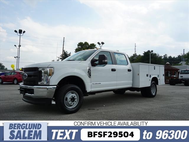 2018 F-350 Crew Cab DRW 4x4,  Service Body #SF29504 - photo 7