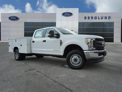 2018 F-350 Crew Cab DRW 4x4,  Service Body #SF29504 - photo 1
