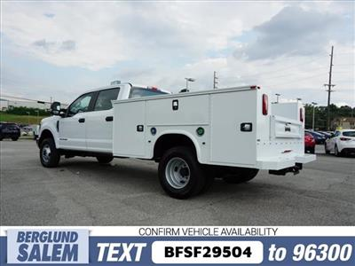 2018 F-350 Crew Cab DRW 4x4,  Service Body #SF29504 - photo 5