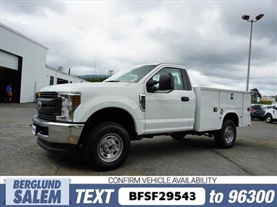 2019 F-250 Regular Cab 4x4,  Knapheide Standard Service Body #SF29543 - photo 7