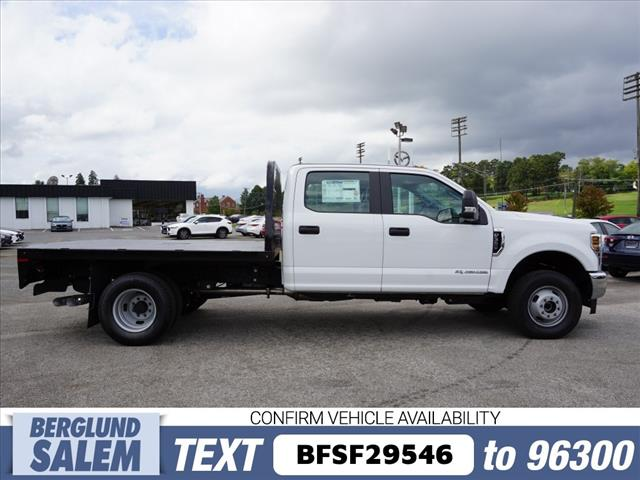 2018 F-350 Crew Cab DRW 4x4,  Knapheide Platform Body #SF29546 - photo 3