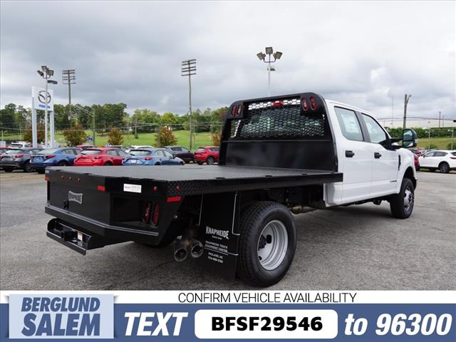 2018 F-350 Crew Cab DRW 4x4,  Knapheide Platform Body #SF29546 - photo 2