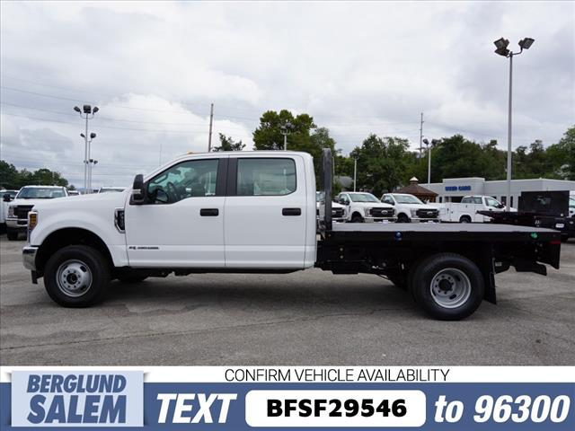 2018 F-350 Crew Cab DRW 4x4,  Knapheide Platform Body #SF29546 - photo 6