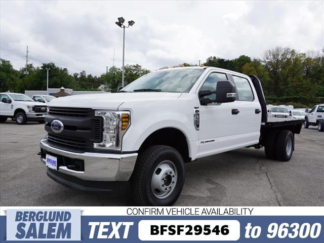 2018 F-350 Crew Cab DRW 4x4,  Knapheide Platform Body #SF29546 - photo 7