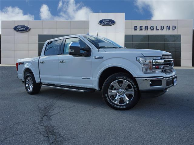 2018 F-150 SuperCrew Cab 4x4,  Pickup #SF29560 - photo 3