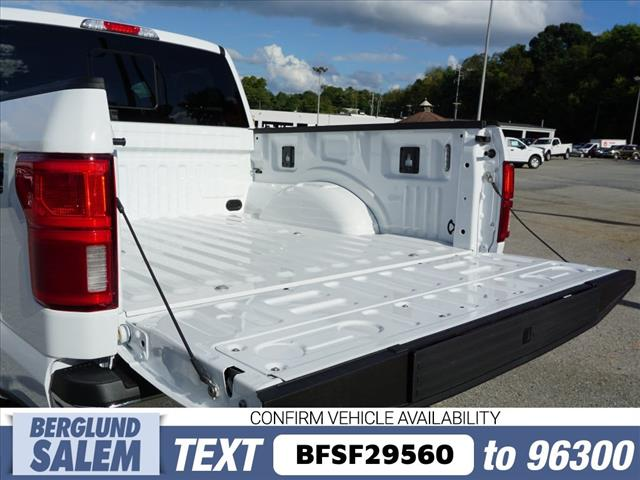 2018 F-150 SuperCrew Cab 4x4,  Pickup #SF29560 - photo 13