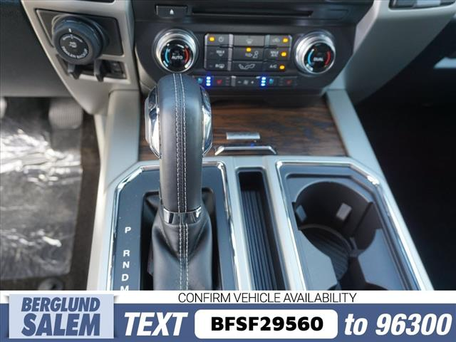 2018 F-150 SuperCrew Cab 4x4,  Pickup #SF29560 - photo 16