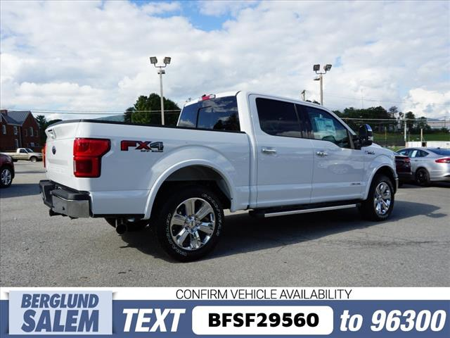 2018 F-150 SuperCrew Cab 4x4,  Pickup #SF29560 - photo 4