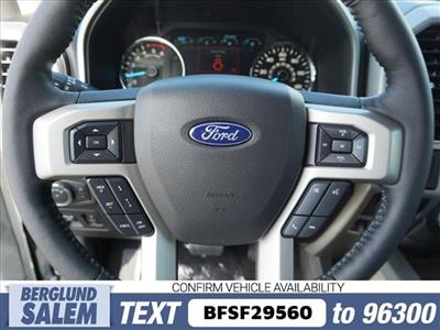 2018 F-150 SuperCrew Cab 4x4,  Pickup #SF29560 - photo 14