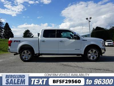 2018 F-150 SuperCrew Cab 4x4,  Pickup #SF29560 - photo 5