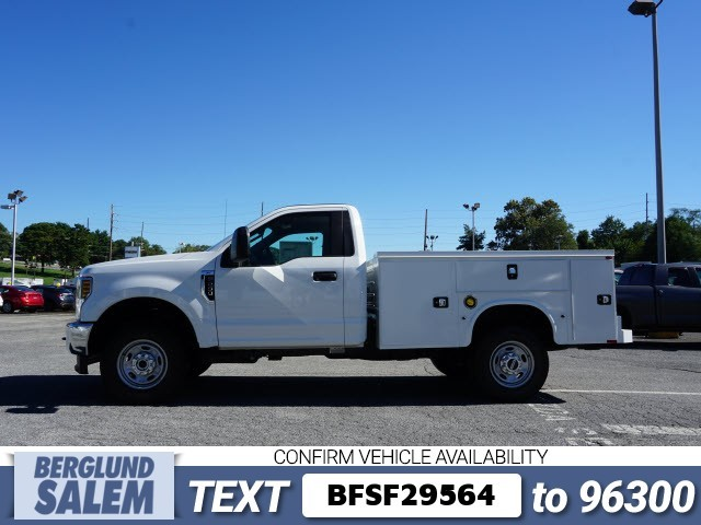 2019 F-250 Regular Cab 4x4,  Knapheide Service Body #SF29564 - photo 6