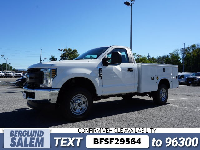 2019 F-250 Regular Cab 4x4,  Knapheide Service Body #SF29564 - photo 7