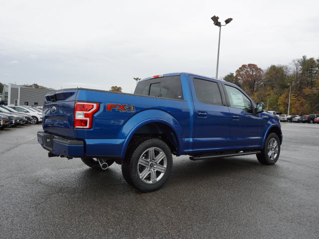 2018 F-150 SuperCrew Cab 4x4,  Pickup #SF29648 - photo 5
