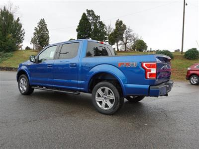 2018 F-150 SuperCrew Cab 4x4,  Pickup #SF29648 - photo 2