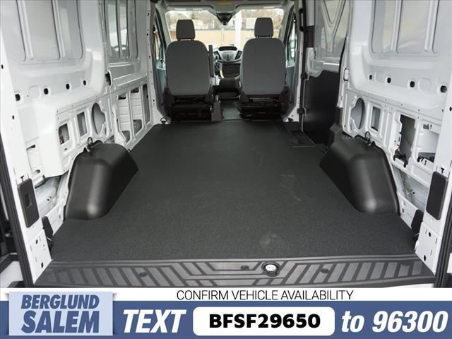 2018 Transit 150 Med Roof 4x2, Empty Cargo Van #SF29650 - photo 2
