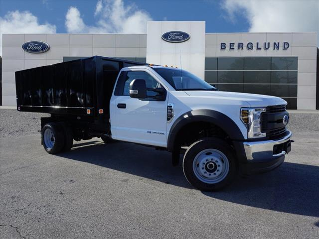2019 F-550 Regular Cab DRW 4x4, Knapheide Landscape Dump #SF29728 - photo 1