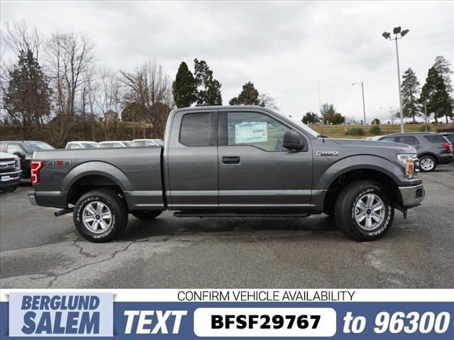2019 F-150 Super Cab 4x4,  Pickup #SF29767 - photo 4