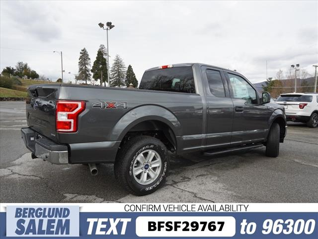 2019 F-150 Super Cab 4x4,  Pickup #SF29767 - photo 2