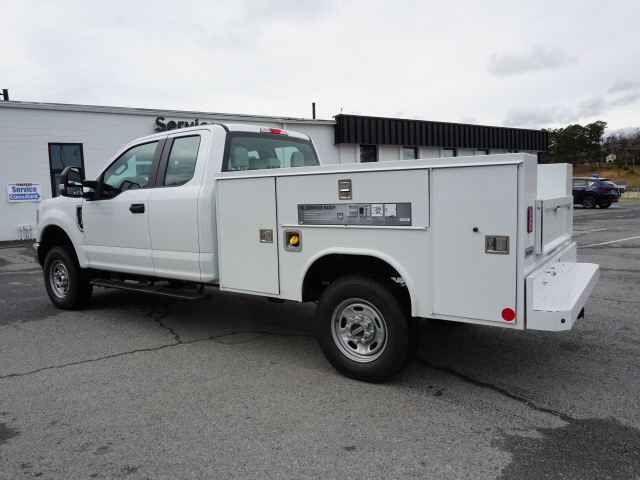 2019 F-250 Super Cab 4x4,  Reading Service Body #SF29836 - photo 4