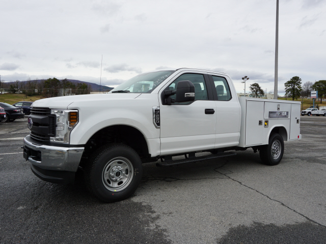 2019 F-250 Super Cab 4x4,  Reading Service Body #SF29836 - photo 6
