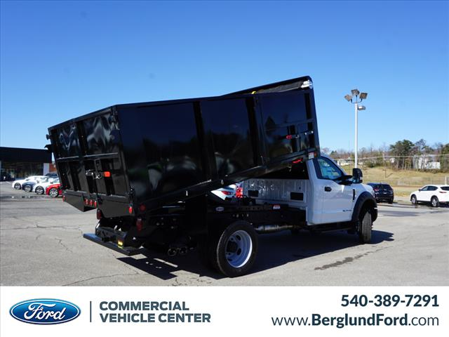 2019 F-550 Regular Cab DRW 4x2, Dump Body #SF29965 - photo 1