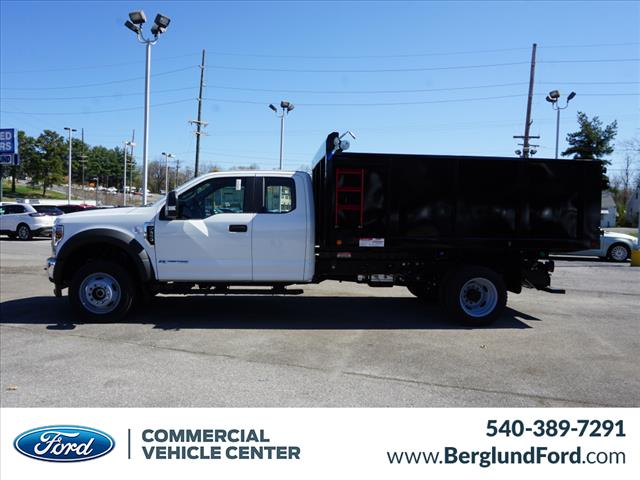 2019 F-550 Super Cab DRW 4x4, Freedom Landscape Dump #SF30090 - photo 1