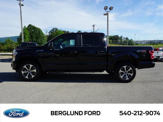 2019 F-150 SuperCrew Cab 4x4, Pickup #SF30246 - photo 1