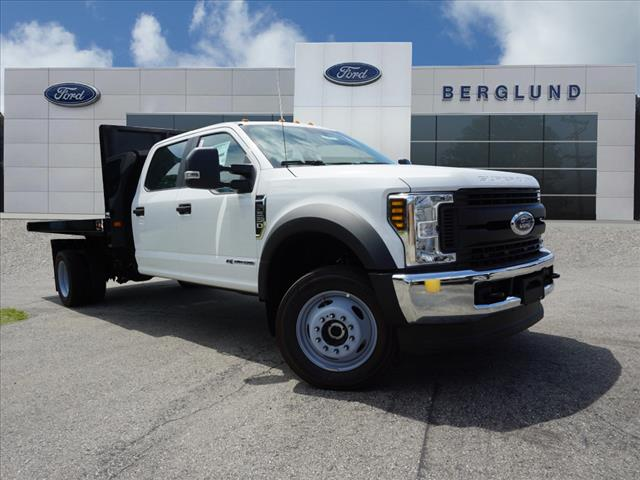 2019 F-550 Crew Cab DRW 4x4, Knapheide Platform Body #SF30524 - photo 1