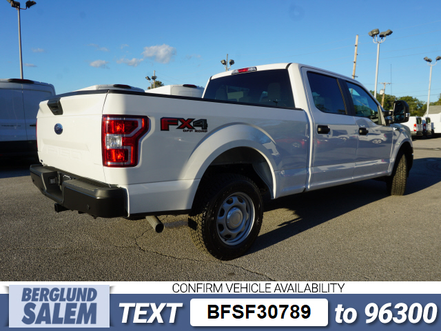2019 F-150 SuperCrew Cab 4x4, Pickup #SF30789 - photo 1