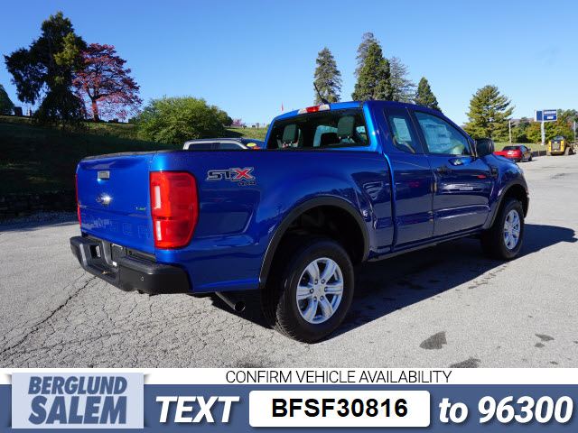 2019 Ranger Super Cab 4x4, Pickup #SF30816 - photo 1