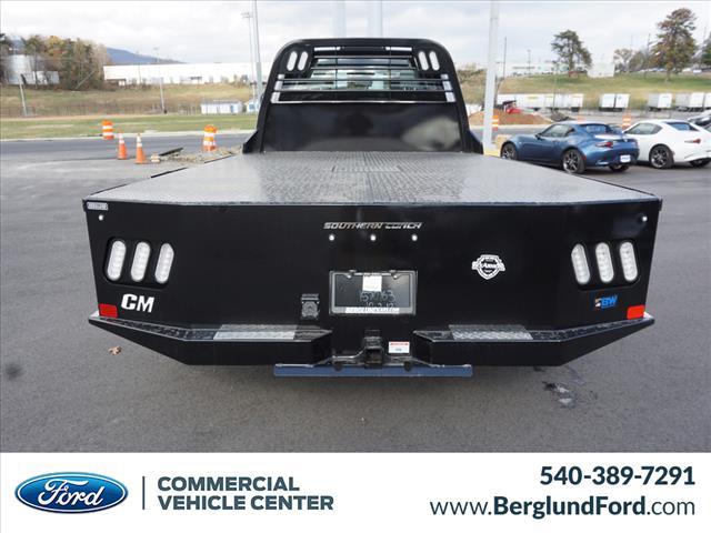 2019 Ford F-450 Crew Cab DRW 4x4, CM Truck Beds SK Model Platform Body #SF30848 - photo 11