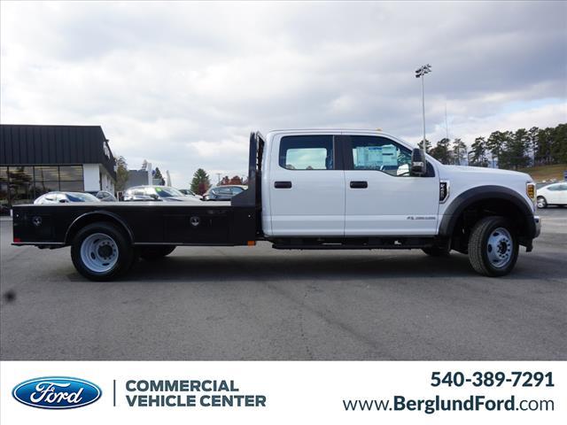 2019 Ford F-450 Crew Cab DRW 4x4, CM Truck Beds SK Model Platform Body #SF30848 - photo 4