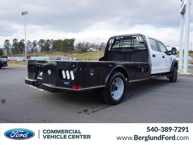 2019 Ford F-450 Crew Cab DRW 4x4, CM Truck Beds Platform Body #SF30848 - photo 1