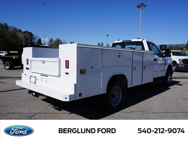 2020 Ford F-350 Regular Cab DRW 4x4, Service Body #SF31100 - photo 1