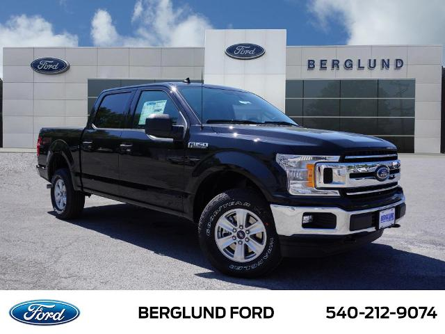 2020 Ford F-150 SuperCrew Cab 4x4, Pickup #SF31239 - photo 1