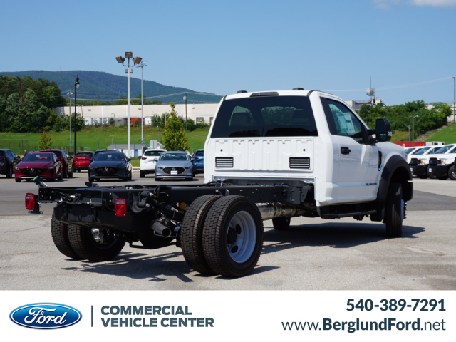 2020 Ford F-450 Regular Cab DRW 4x4, Cab Chassis #SF31369 - photo 1