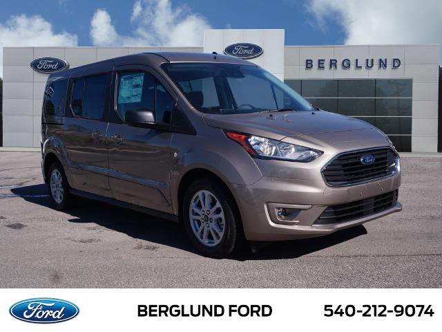 2021 Ford Transit Connect FWD, Empty Cargo Van #SF31550 - photo 1