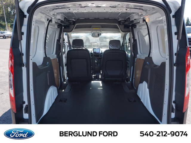 2021 Ford Transit Connect FWD, Empty Cargo Van #SF31551 - photo 1