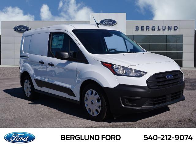 2021 Ford Transit Connect FWD, Empty Cargo Van #SF31552 - photo 1