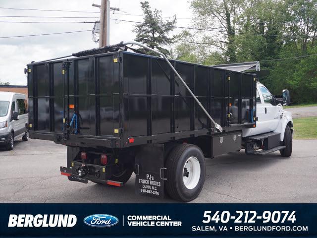 2022 Ford F-650 Crew Cab DRW 4x2, PJ's Landscape Dump #SFC32069 - photo 1