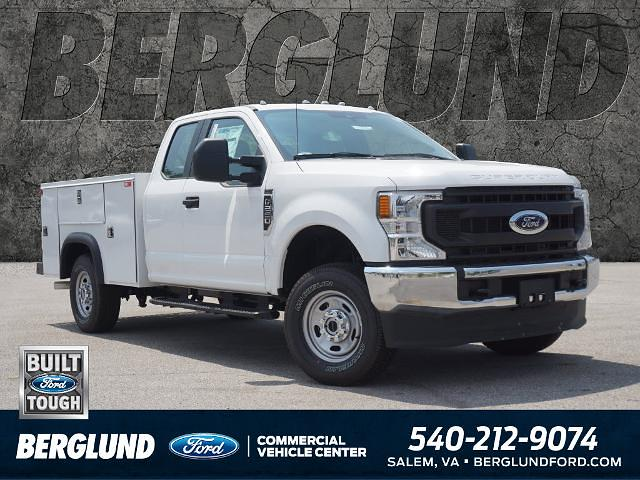 2021 Ford F-250 Super Cab 4x4, Cab Chassis #SFC32142 - photo 1