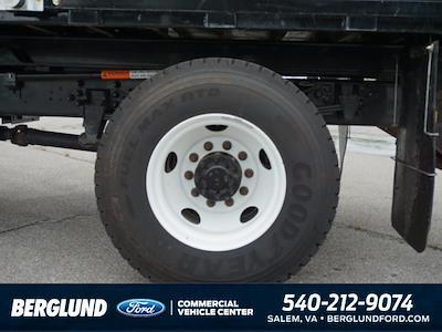 2022 F-750 Super Cab DRW 4x2,  PJ's Truck Bodies Landscape Dump #SFC32143 - photo 7