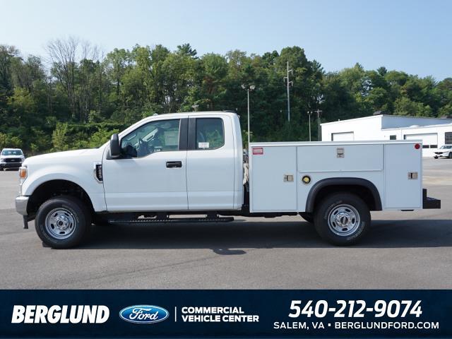 2021 F-250 Super Cab 4x4,  Monroe Truck Equipment Service Body #SFC32161 - photo 3