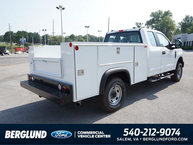 2021 F-250 Super Cab 4x4,  Monroe Truck Equipment Service Body #SFC32162 - photo 2